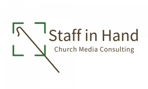 Staff in Hand